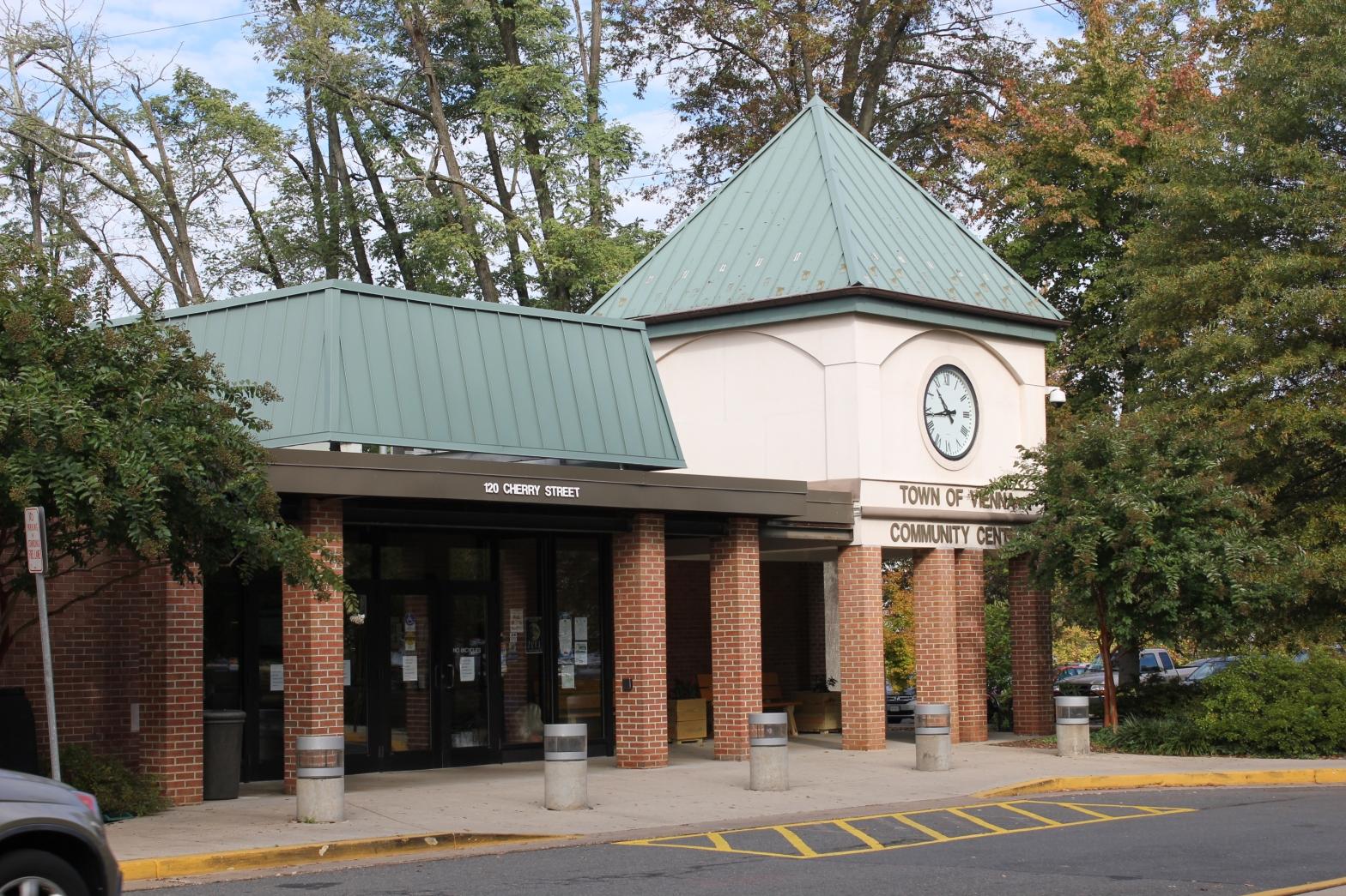 Community Center Town of Vienna VA