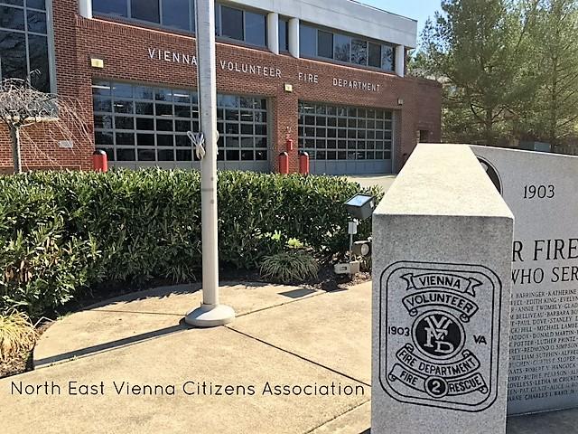 Fire Station Vienna Virginia